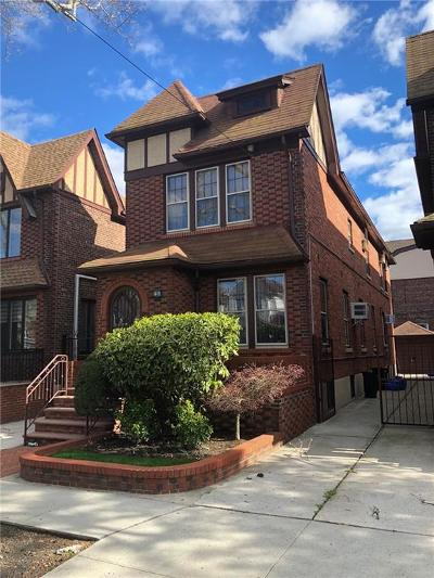 Brooklyn NY Single Family Home For Sale: $1,250,000