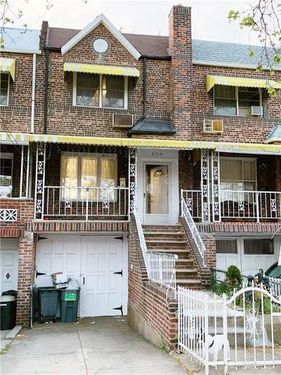 Single Family Home For Sale: 6706 16 Avenue