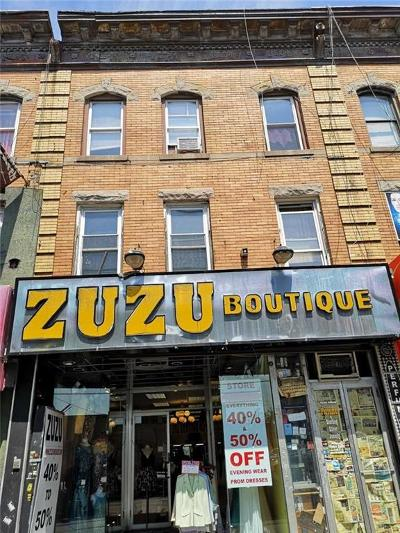Brooklyn Commercial Mixed Use For Sale: 2071 86 Street