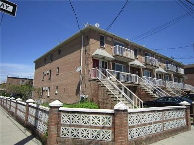 Multi Family Home For Sale: 240 Bay 13 Street