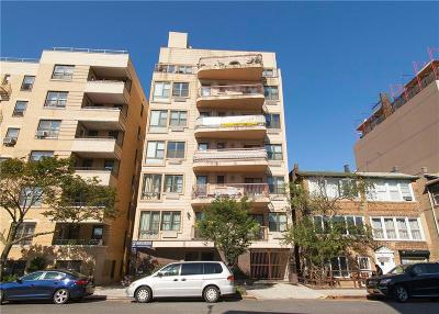 Brooklyn Condo For Sale: 134 West End Avenue #4A
