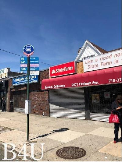 Brooklyn Commercial Mixed Use For Sale: 2075 Flatbush Avenue