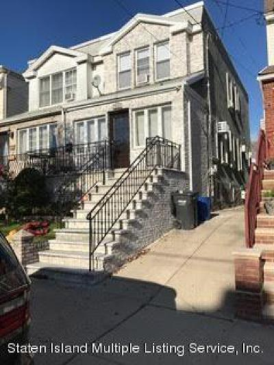 Brooklyn Single Family Home For Sale: 1239 76 Street