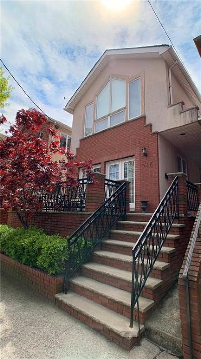 Brooklyn Single Family Home For Sale: 716 Avenue T