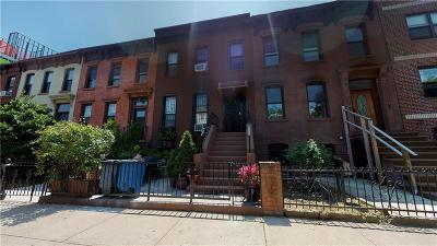Brooklyn Multi Family Home For Sale: 322 Quincy Street
