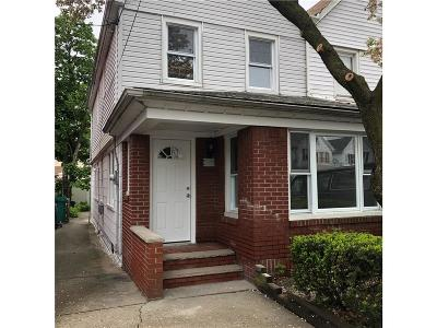 Single Family Home For Sale: 1338 East 59 Street