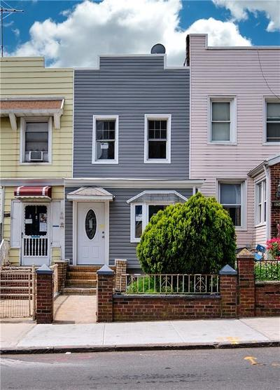 Brooklyn Single Family Home For Sale: 526 92 Street