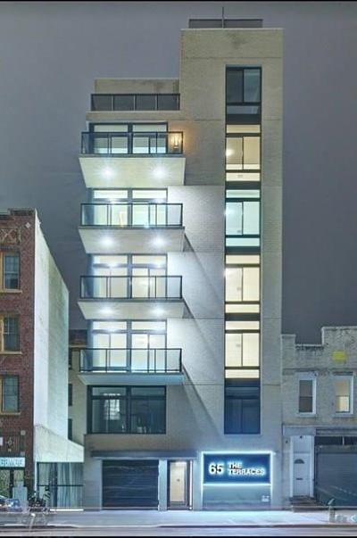 Brooklyn Condo For Sale: 65 West End Avenue #501