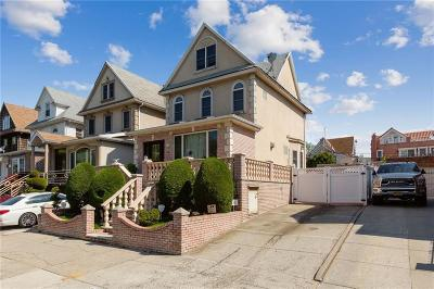 Single Family Home For Sale: 1439 Bay Ridge Parkway