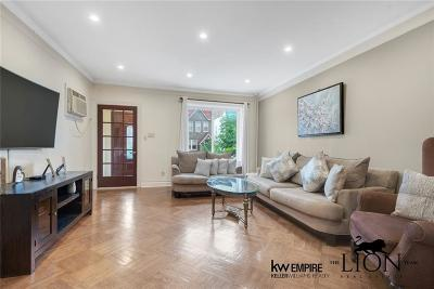 Brooklyn NY Single Family Home For Sale: $959,000