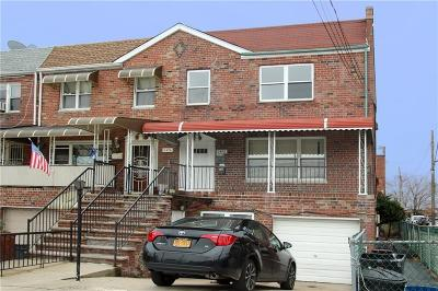 Multi Family Home For Sale: 2472 Cropsey Avenue