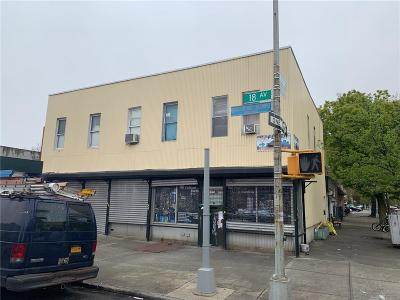 Brooklyn Commercial Mixed Use For Sale: 8716 18 Avenue