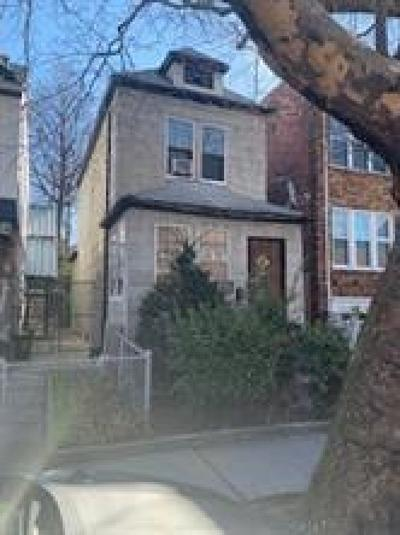 Brooklyn NY Single Family Home For Sale: $599,500