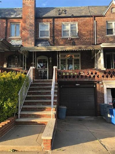 Single Family Home For Sale: 2169 East 35 Street