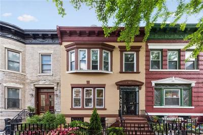 Brooklyn Multi Family Home For Sale: 766 Lincoln Place