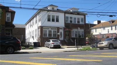 East Flatbush Multi Family Home For Sale: 630 Linden Boulevard