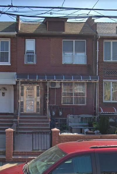 Multi Family Home For Sale: 1078 Bay Ridge Parkway
