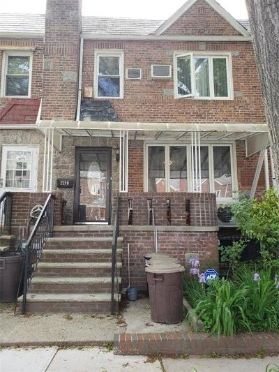 Single Family Home For Sale: 2290 East 26 Street