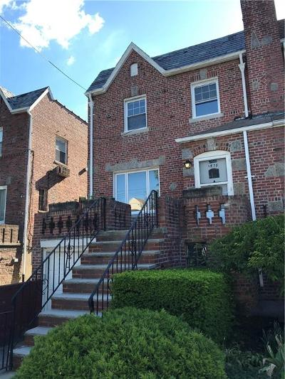Brooklyn NY Single Family Home For Sale: $895,000