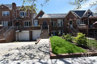 Single Family Home For Sale: 3410 Avenue T
