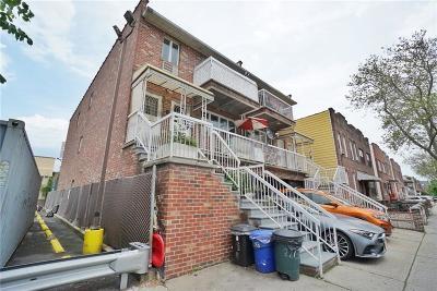 Multi Family Home For Sale: 2213 60 Street