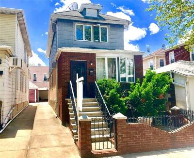 Single Family Home For Sale: 2314 62 Street