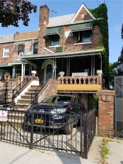 Multi Family Home For Sale: 6411 16 Avenue