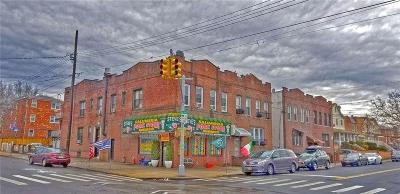 Brooklyn Commercial Mixed Use For Sale: 1602 Bath Avenue