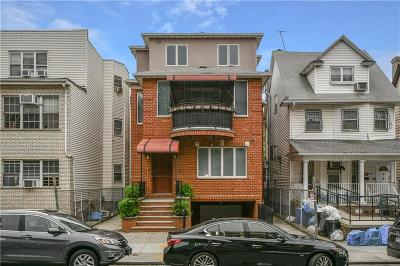 Multi Family Home For Sale: 477 East 9 Street