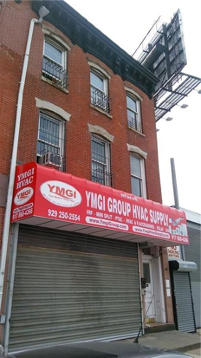 Brooklyn Commercial Mixed Use For Sale: 595 3 Avenue