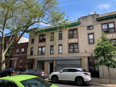 Brooklyn Commercial Mixed Use For Sale: 479 78 Street