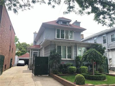 Brooklyn NY Single Family Home For Sale: $1,699,000