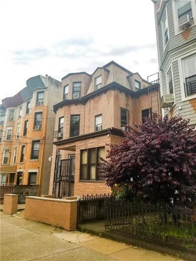 Multi Family Home For Sale: 210 Sunnyside Avenue