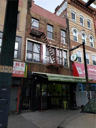 Brooklyn Commercial Mixed Use For Sale: 1470 Broadway