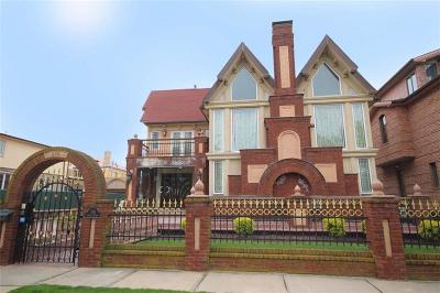Brooklyn Single Family Home For Sale: 276 Dover Street