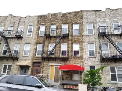 Brooklyn Commercial Mixed Use For Sale: 1770 63 Street