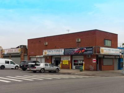 Commercial For Sale: 8234 18 Avenue