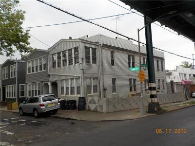 Brooklyn NY Multi Family Home For Sale: $708,750