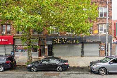 Brooklyn Commercial Mixed Use For Sale: 870-872 4 Avenue