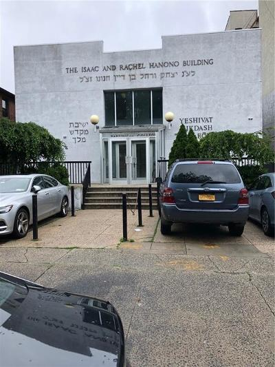 Commercial For Sale: 1326 Ocean Parkway