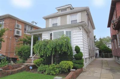 Single Family Home For Sale: 1453 East 58 Street
