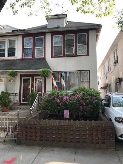 Multi Family Home For Sale: 2041 Bay Ridge Parkway