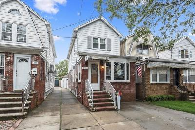 Single Family Home For Sale: 1638 Ryder Street