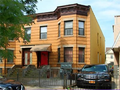 Multi Family Home For Sale: 632 East 3 Street