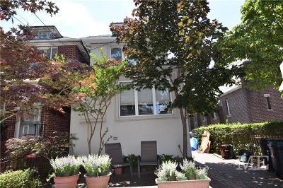 Brooklyn NY Single Family Home For Sale: $1,079,000
