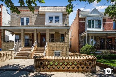Multi Family Home For Sale: 1345 78 Street