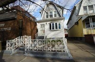 Single Family Home For Sale: 1617 West 7 Street