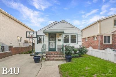 Single Family Home For Sale: 2172 East 72 Street