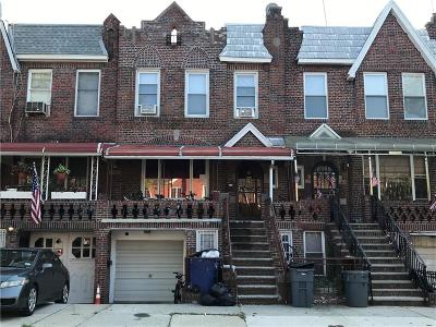 Multi Family Home For Sale: 1428 83 Street