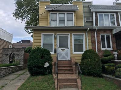 Single Family Home For Sale: 1661 85 Street
